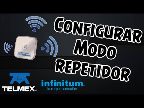 Configuracion Modo Repetidor   Repetidor Wi-Fi   Tutoriales Mata_13