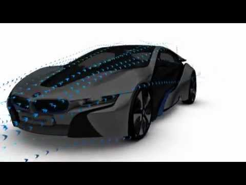 BMW i8 Aerodynamics Commercial Carjam TV HD Car TV Show 2014