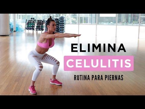 Elimina celulitis   Rutina para piernas