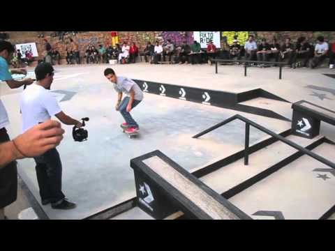 Danny Cerezini Sunday Fundays - Converse Fix to Ride 2012