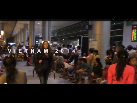 Travel To Sexy Vietnam 2014 Tourist At Ho Chi Minh City video