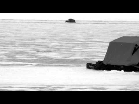 Ice Fishing Red Lake 12 08 12