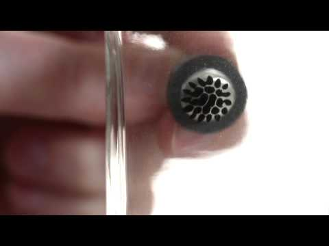 Ferrofluid Magnetic Display from ThinkGeek