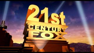 21st Century Fox NEW LOGO 2016 !!! HD 1080p