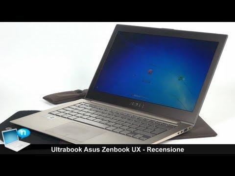 Ultrabook Asus Zenbook Ux Preview E Unboxing Ita Doovi