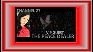 THE PEACE DEALER VIP GUEST - Western Astrology, Outer Planets, & Spiritual Discussion