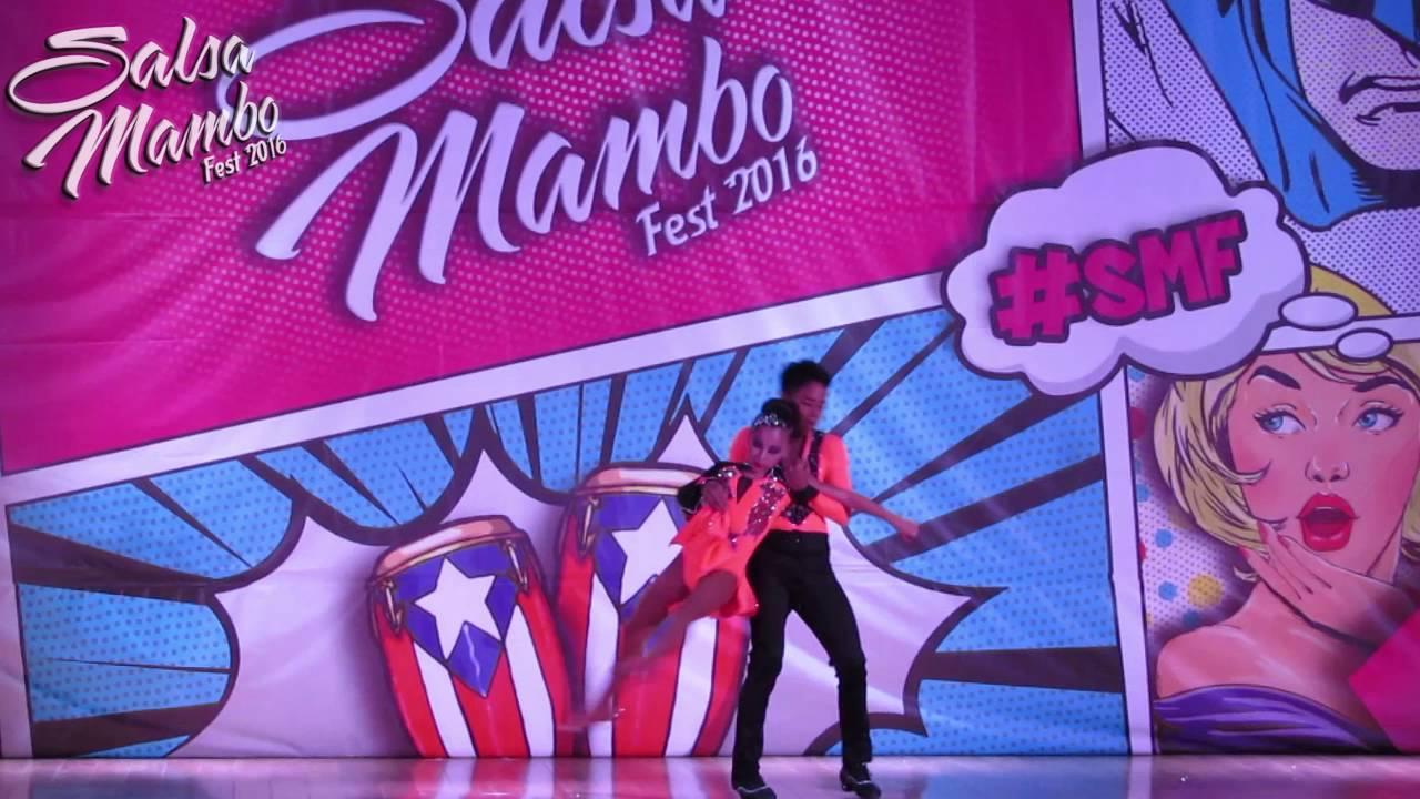 Israel & Kimberly (Puerto Ritmo) | Salsa Mambo Fest 2016