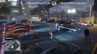 Grand Theft Auto V Online (XB1) | Imports vs Domestics | Meet, Drag Racing, Ride Alongs & More