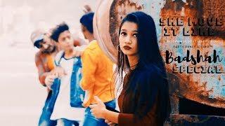 She Move It Like Badshah Choreography By Rahul Aryan Dance Short Film Earth
