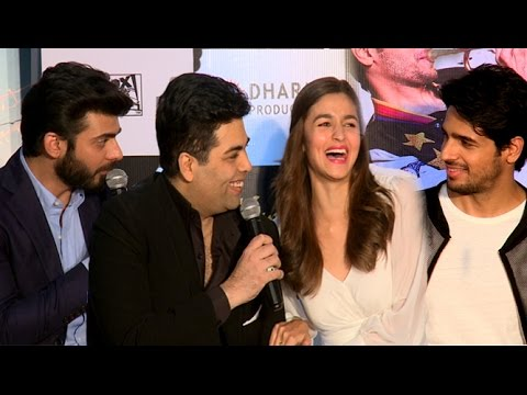 UNCUT: Kapoor & Sons Success Celebration | Fawad Khan, Sidharth Malhotra, Alia Bhatt, Karan Johar