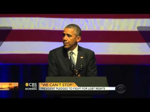 Days of Lot : Obama to force LGBT agenda down Christian America's Throat (Jun 19, 2014)