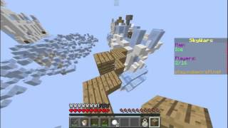 Minnecraft Skywars Map Harita Server ??