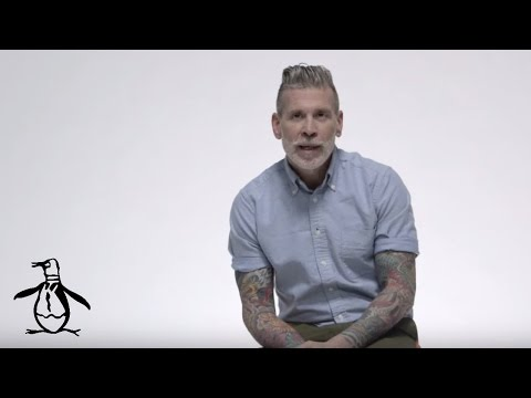 "Original Penguin ""Below the Belt"" with Nick Wooster"