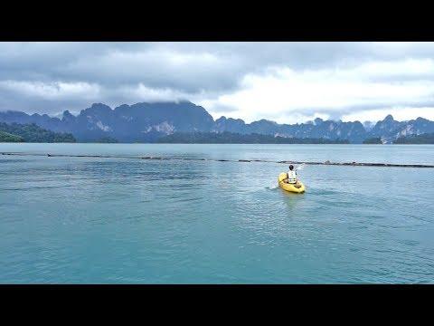 [MV] เขื่อนรัชชประภา : ทิ้งความวุ่นวาย ไปเล่นน้ำนอนแพพักกายพักใจกันที่เขื่อนเชี่ยวหลาน