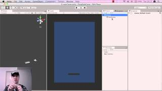 Unity tutorial (beginner) - Pong Game for iPhone and Android