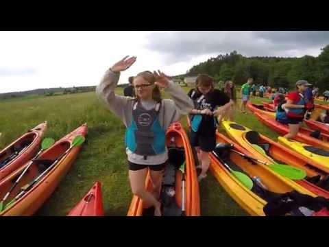 Spływ Kajakowy Diecezji Pelplińskiej 2016 WDA