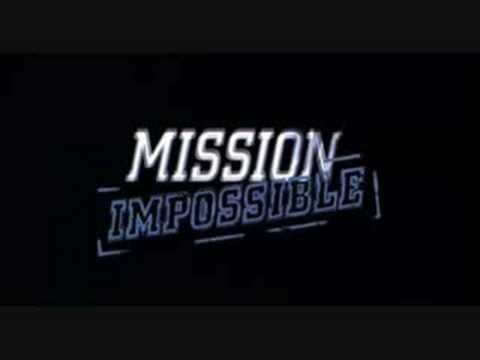 MISSION: IMPOSSIBLE - Theme (1996)