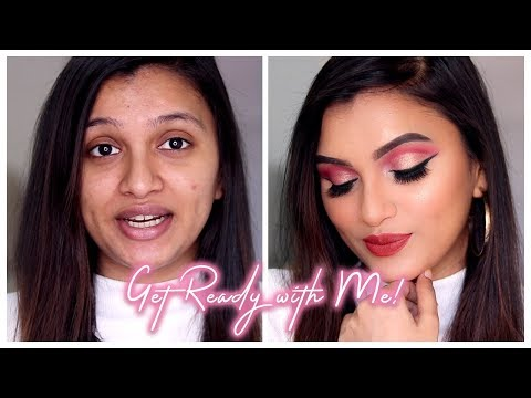 GRWM: Basic to Full Glam❤️ | BeautiCo.