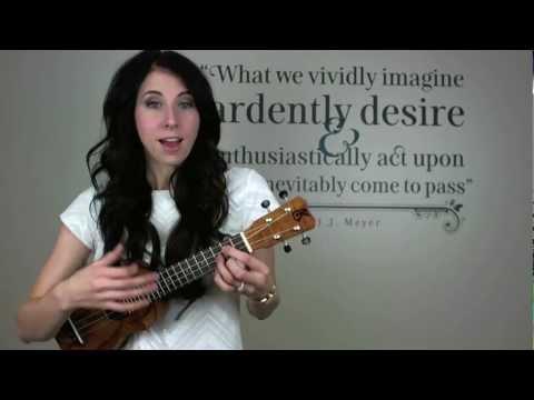 Rhythm of Love Ukulele Cover (Plain White T's) - Emily's 52 Covers Challenge