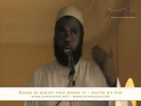  Oustaz Omar Sall  - Khoutba du 24 Juin 2011 avec Oustaz Omar Sall 