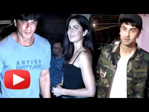 Shahrukh Khan, Ranbir Kapoor, Katrina Kaif And More At Udta Punjab Special Screening   Celeb Review