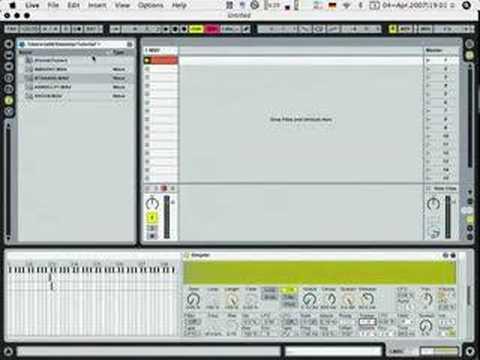 Simpler Tutorial [Ableton Live](by Zettt)