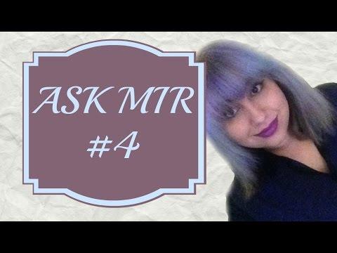 Ask MIR #4   Tokio Hotel   Travel   Youtubers   Talking to myself??