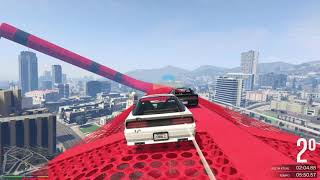 Grand Theft Auto V - Jay vence grande corrida