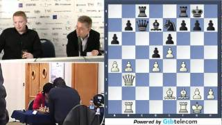 Gibraltar Masters Playoff - Game 2