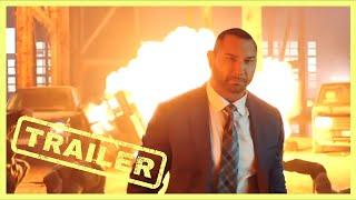 MY SPY Official Trailer 2019 - Dave Bautista, Ken Jeong, Kristen Schaal
