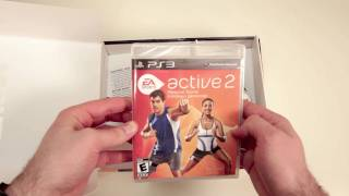 EA Sports Active 2 Unboxing & Overview