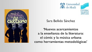 Jornadas Lengua Castellana y Literatura · Sara Bellido Sánchez