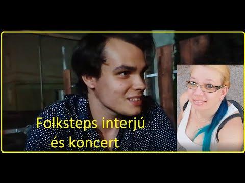 Folksteps koncert| Exkluzív interjú