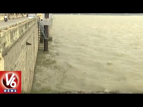 Weather Report | Monsoon Rain In Telangana To Reduce In Intensity, Temperatures To Rise | V6 News