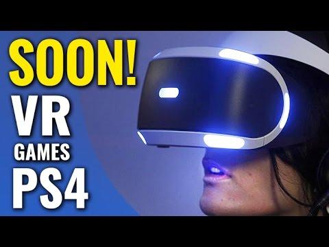 Top 10 Upcoming PlayStation VR Games | E3 2016