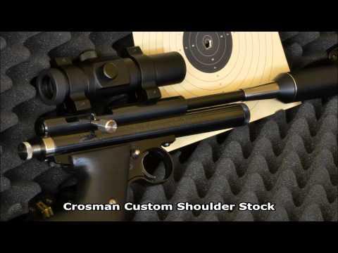 Crosman 2240 Mods and Tuning