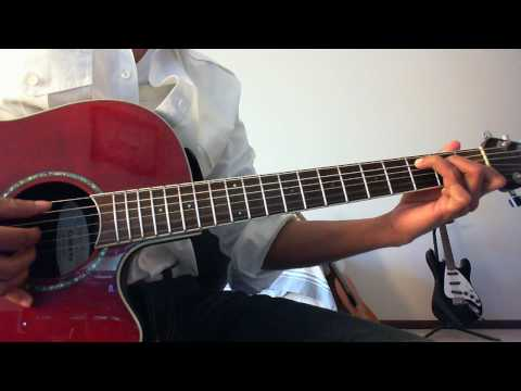 Sabse piche hum khade - Guitar Plucking Tutorial