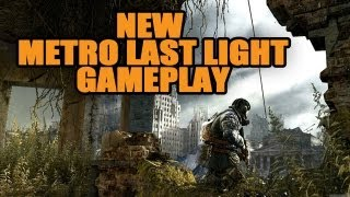 Metro Last Light_ new gameplay aims to frighten you