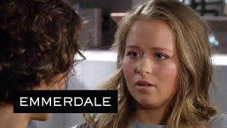 Emmerdale - Liv Is Heartbroken When Jacob Cruelly Dumps Her