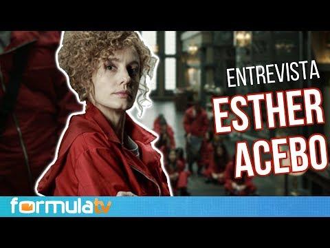 LA CASA DE PAPEL 3 | Esther Acebo y qué esperar de la nueva Mónica