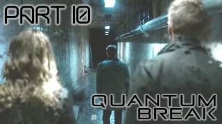 Quantum Break Gameplay - Part 10 - TV Show - Episode 3 - Deception