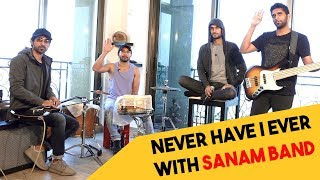 Download Lagu Sanam Band Plays Never Have I Ever With POP Diaries | Exclusive Interview Gratis STAFABAND