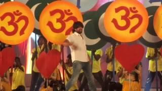 Mandya Amrutha mahothsava-15 Rocking star Yash Dance