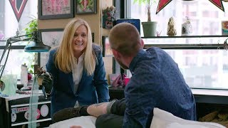 Sam's Racist Tattoo Removal Business Is Booming   Full Frontal on TBS