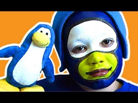club penguin makeup