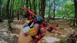 """Tonton rides FPV - 1ers vols avec le Baby Hawk R 3"""" de chez Emax"""