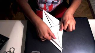 How To Make Origami - Flapping Bird