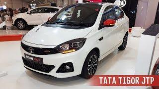 2018 Tata Tigor JTP - Quick  Walkaround | AUTOBICS