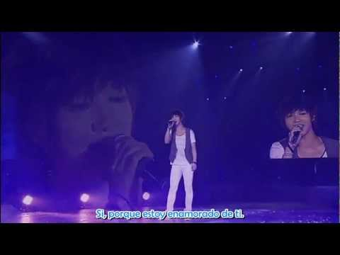 Yesung - It Has To Be You Sub Espaol Live HD