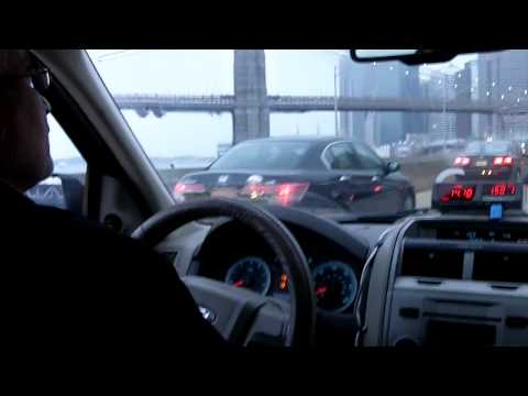 Taxi Ride in New York City [Part 01 of 02]
